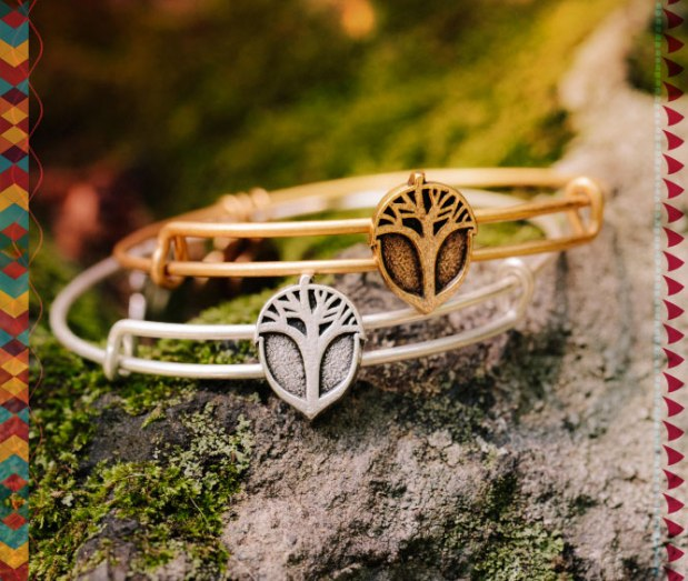 lookbook from alex and ani