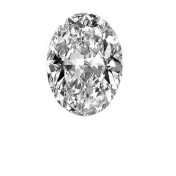 oval cut diamodn