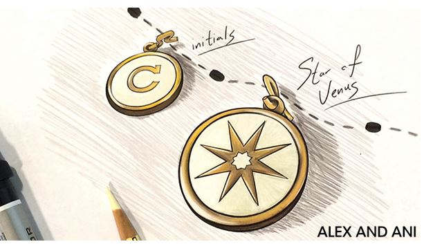 alexand ani- sneak peek
