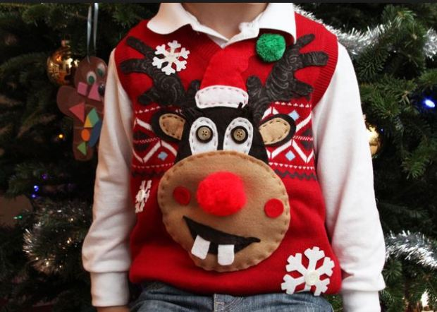 ugly sweater